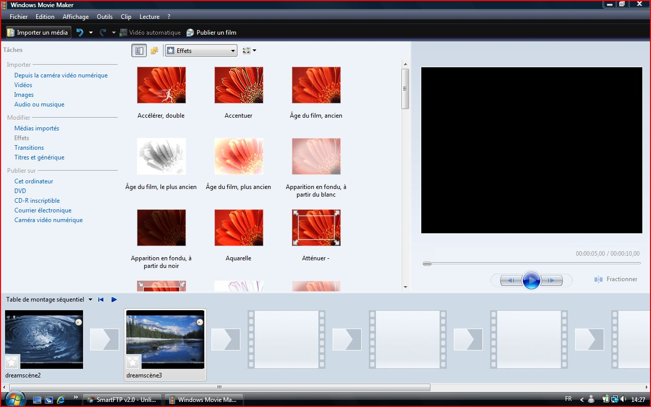 pr233sentation de windows movie maker forumvista